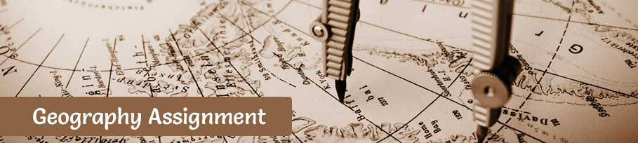 Geography Assignment Help Online